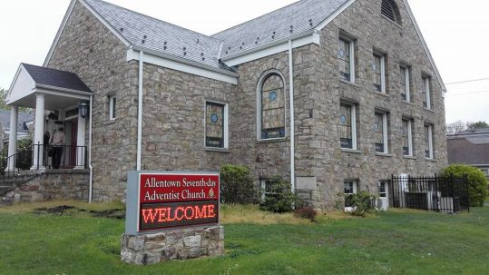 Welcome to the Allentown Seventh-day Adventist Church Online